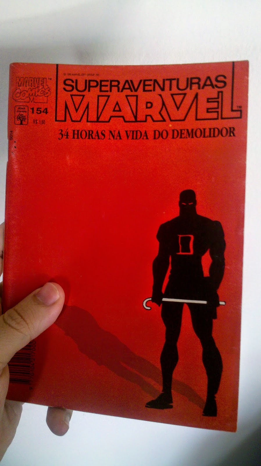 Superaventuras Marvel n° 154 - Demolidor
