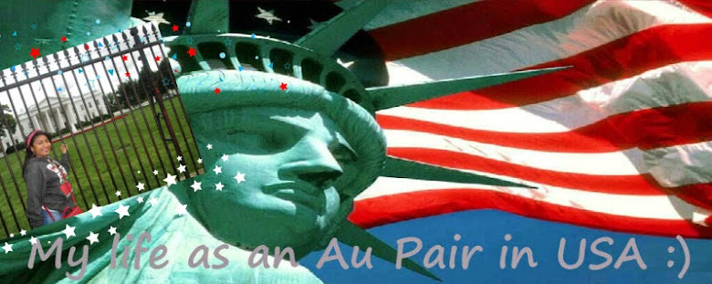 My life as an Au-Pair in USA :)