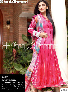 Gul Ahmed Eid Collection 2013