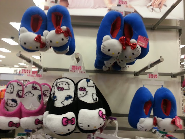 Hello Kitty House Shoes