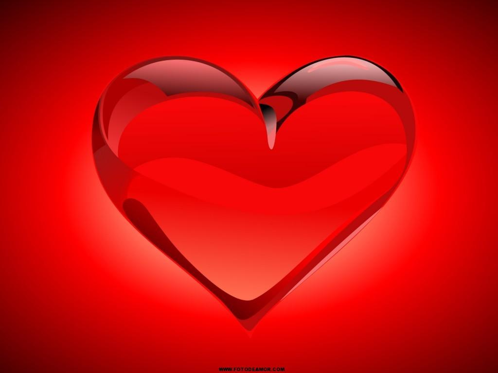 Imagenes de corazones de amor imagenes de amor hd - Corazon de fotos en pared ...