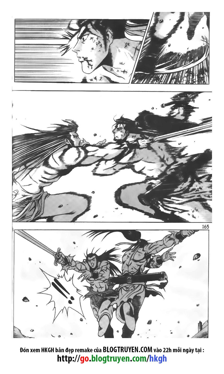 Hiệp Khách Giang Hồ chap 214 page 5 - IZTruyenTranh.com