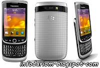 Harga terbaru dan Spesifikasi BlackBerry Torch 9810