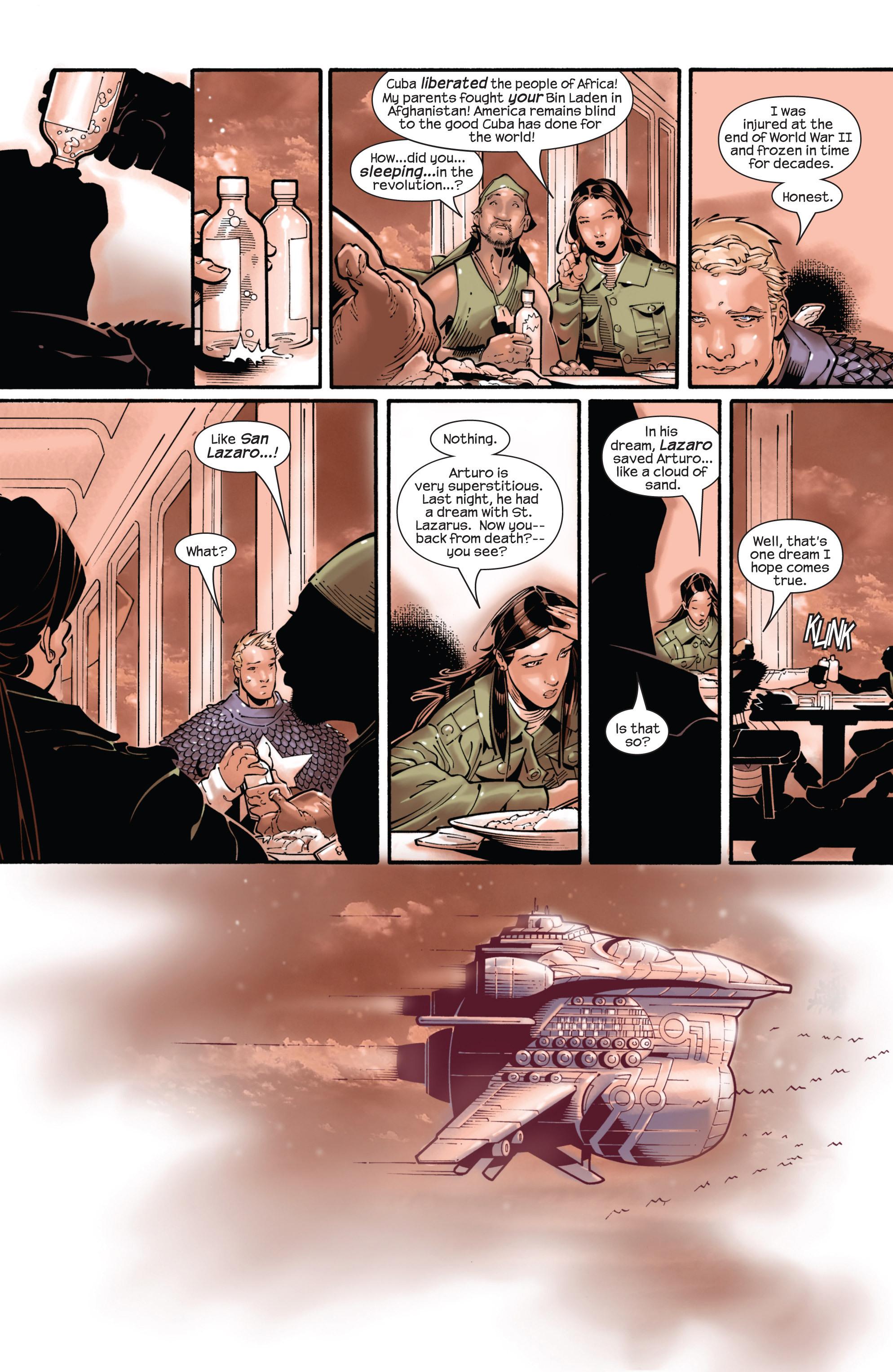 Captain America (2002) Issue #24 #25 - English 10