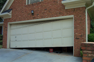 Artesia Metro Garage Door