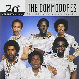 The Commodores - Three Times A Lady - on The Best Of The Commodores - 20th Century Masters Album (1978)
