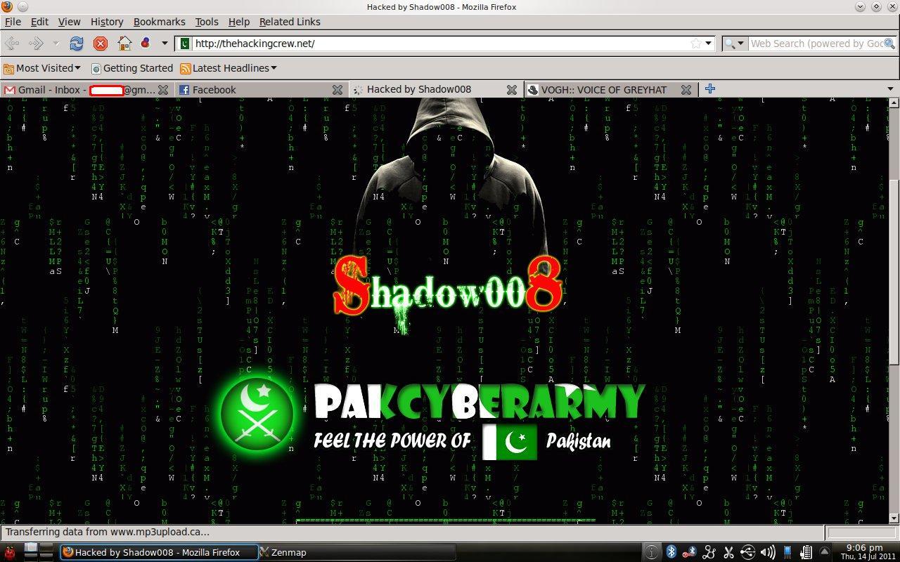 forum hacker: