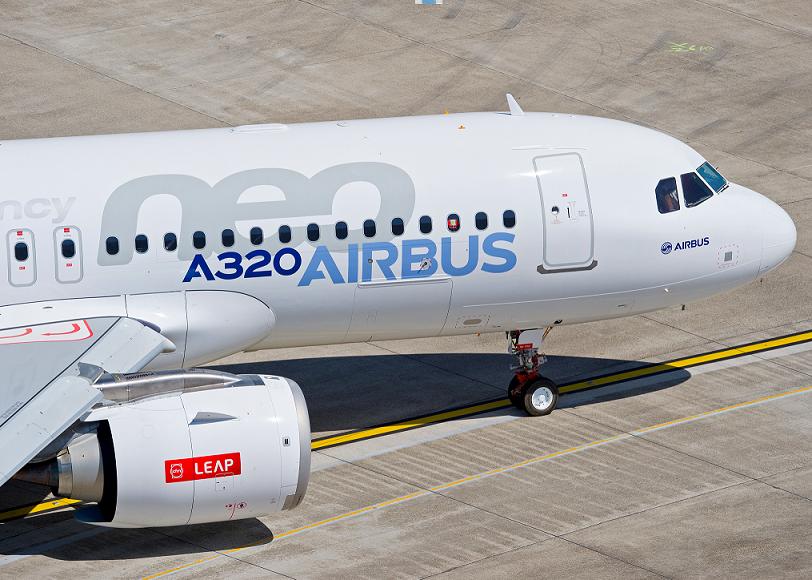 Airbus consigue la primera certificación para un A320neo en Europa y EEUU