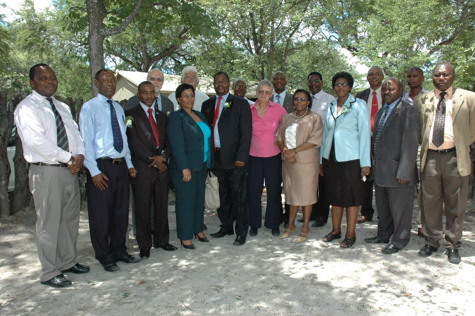 Community Based Natural Resources Management In Botswana