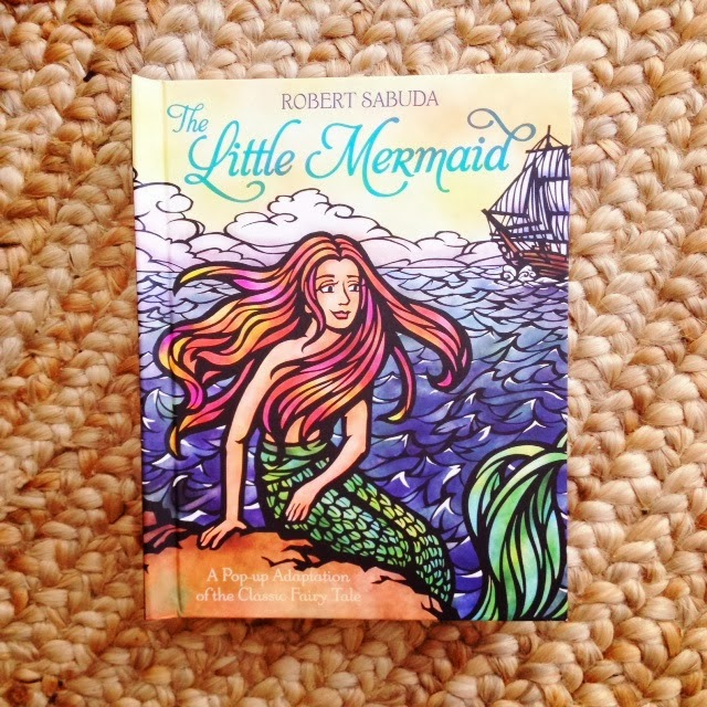 book review the little mermaid