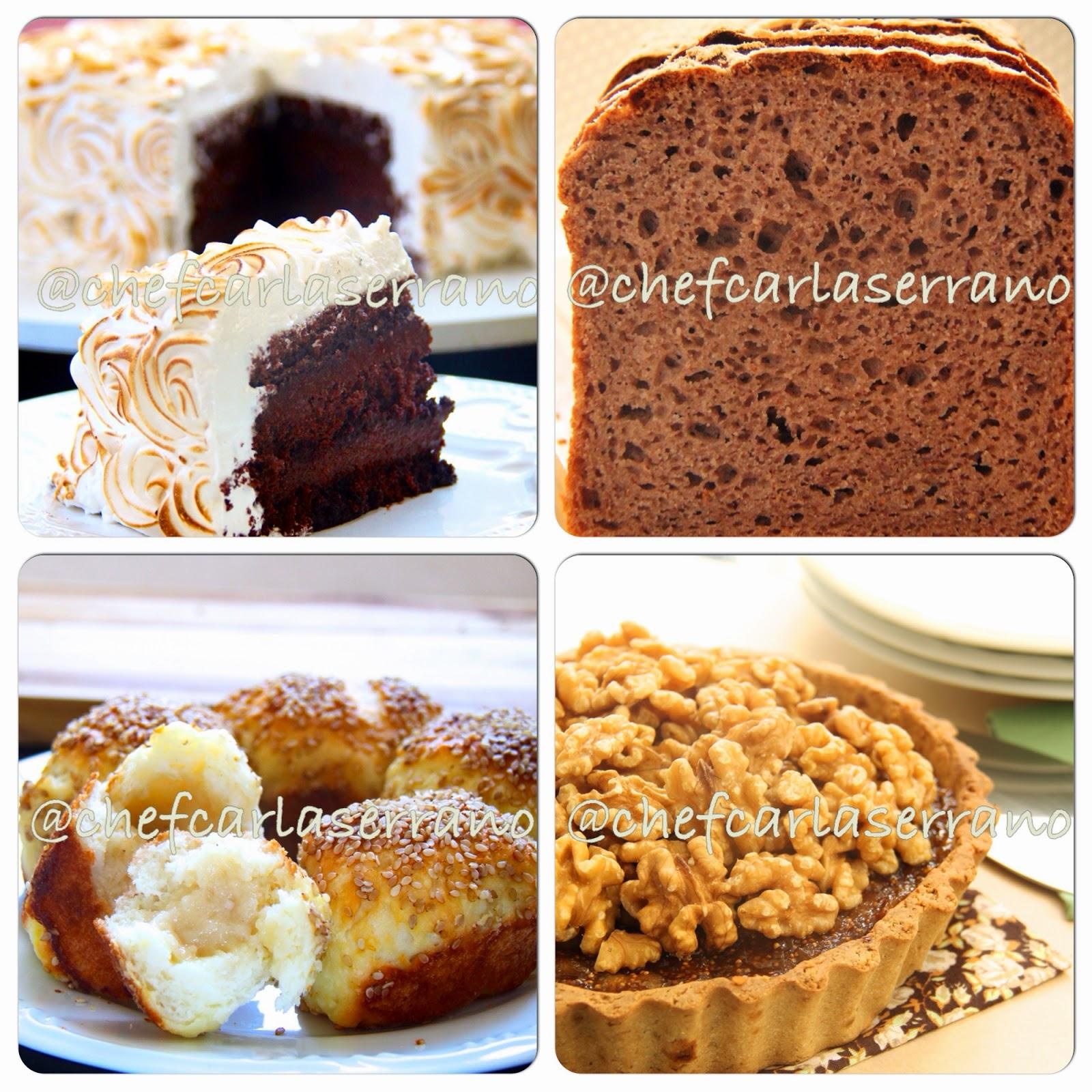 www.chefcarlaserrano.com