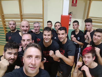 Temporada 2018/19 Kick boxing