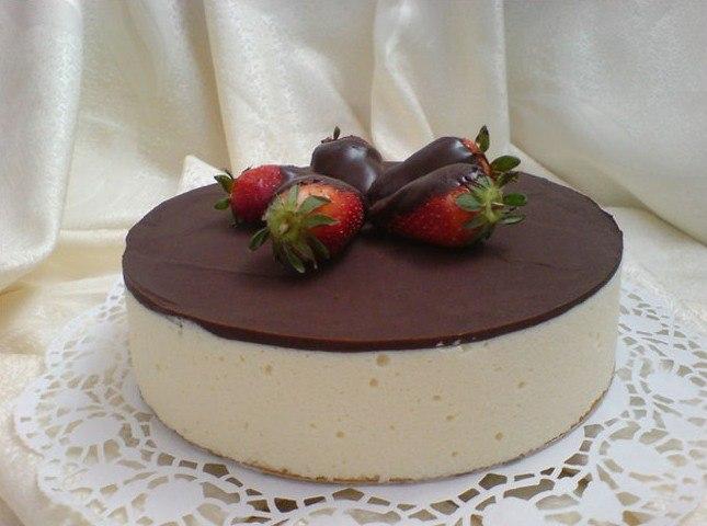 Волованы с грушей и шоколадом