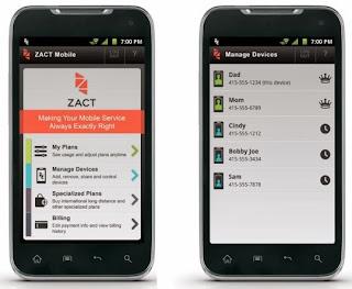 Zact Phone