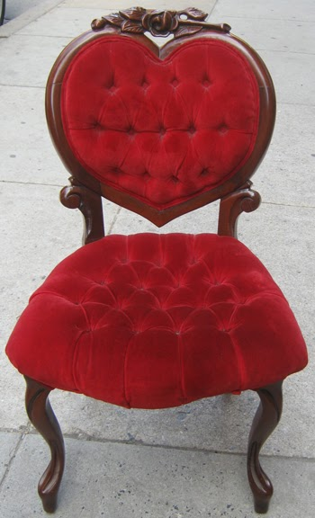 Uhuru Furniture Amp Collectibles Heart Shaped Victorian