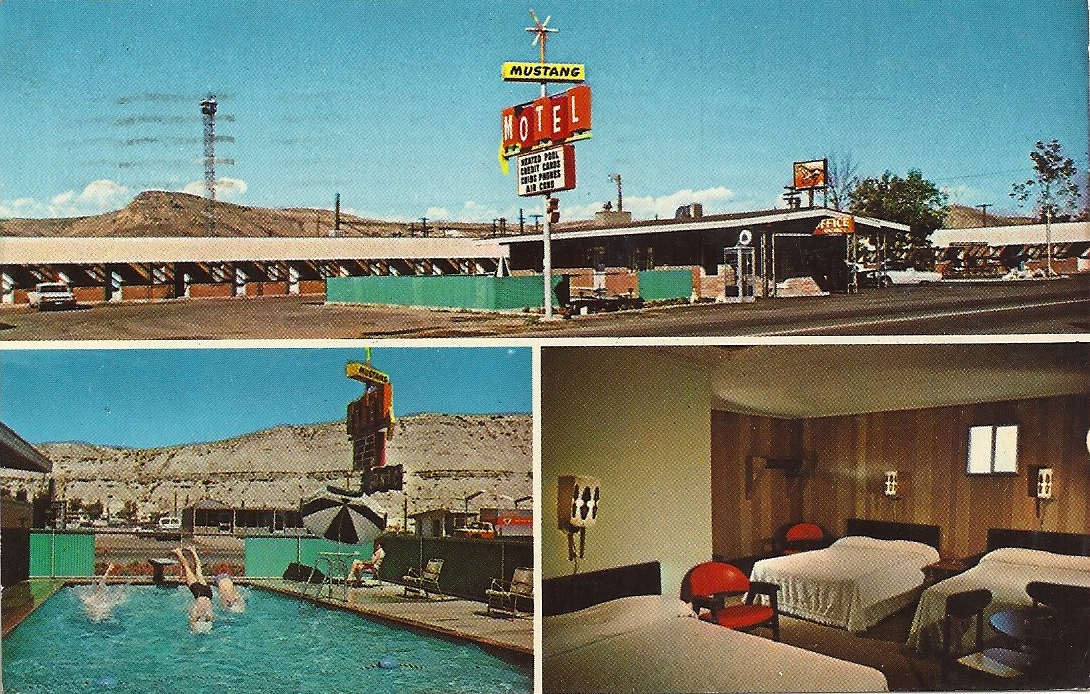 Mustang Inn And Motel Green River Wy