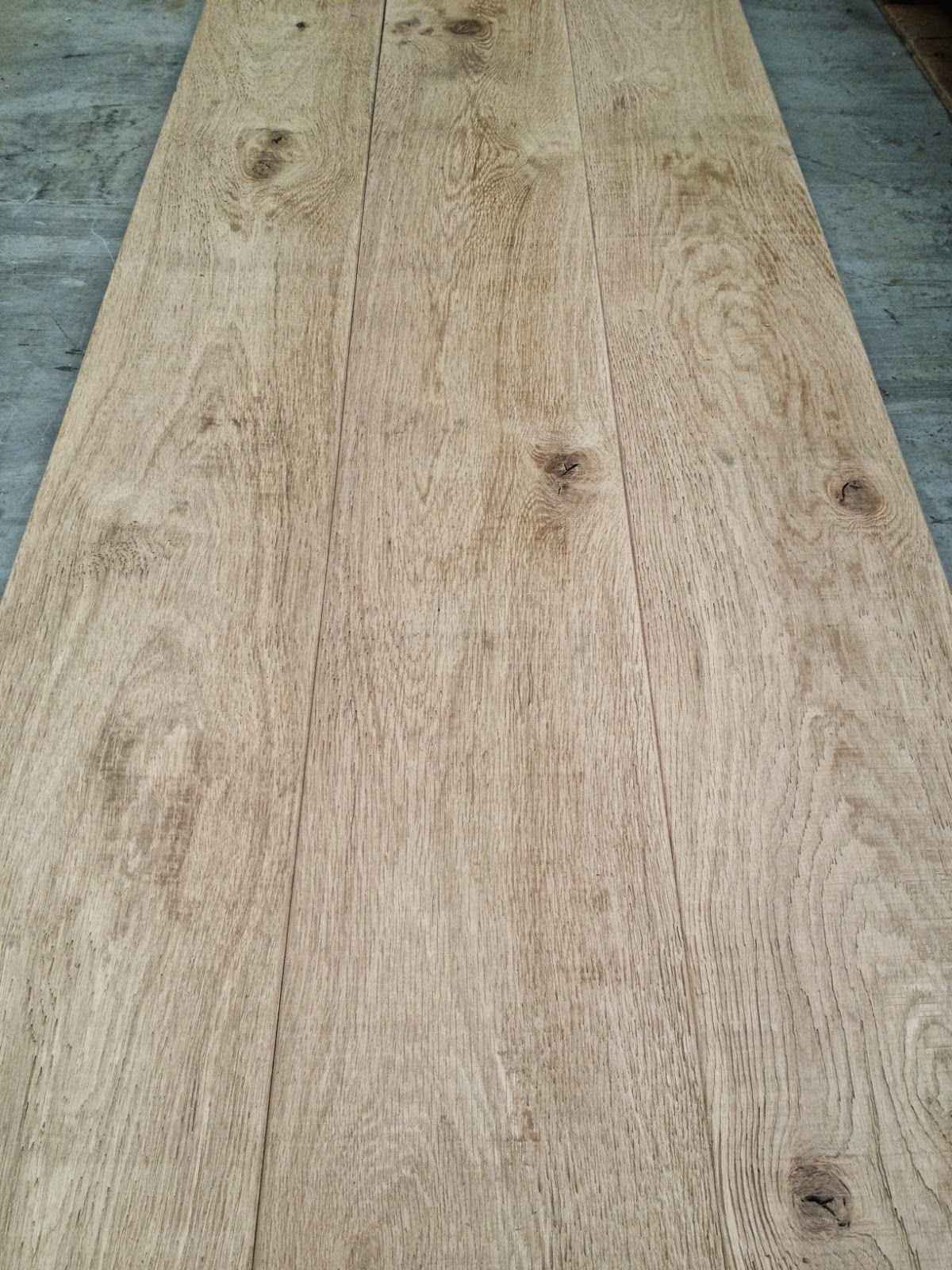 Solid French Oak flooring, hand made the old way by Renaissance ...