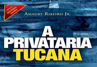 Baixe aqui o livro: 'A Privataria Tucana'