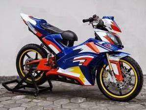 Gambar Modif Motor Yamaha Jupiter Terbaru Modifikasi Keren