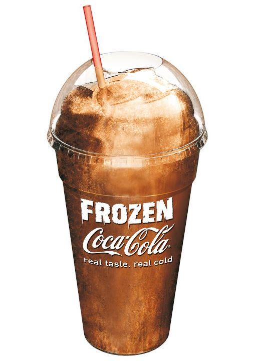 Craving For A Frozen Coke