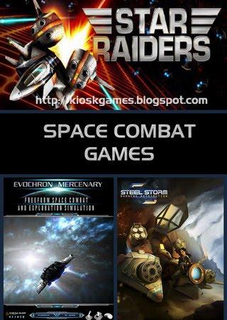 Space combat games