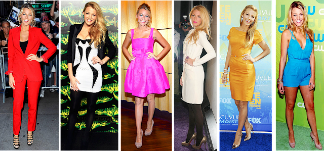 Blake Lively, red carpet, style, fashion