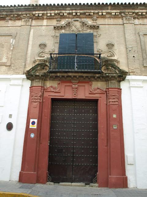 Sevilla daily photo la casa del gobernador de buenos aires - Casas en santa clara sevilla ...