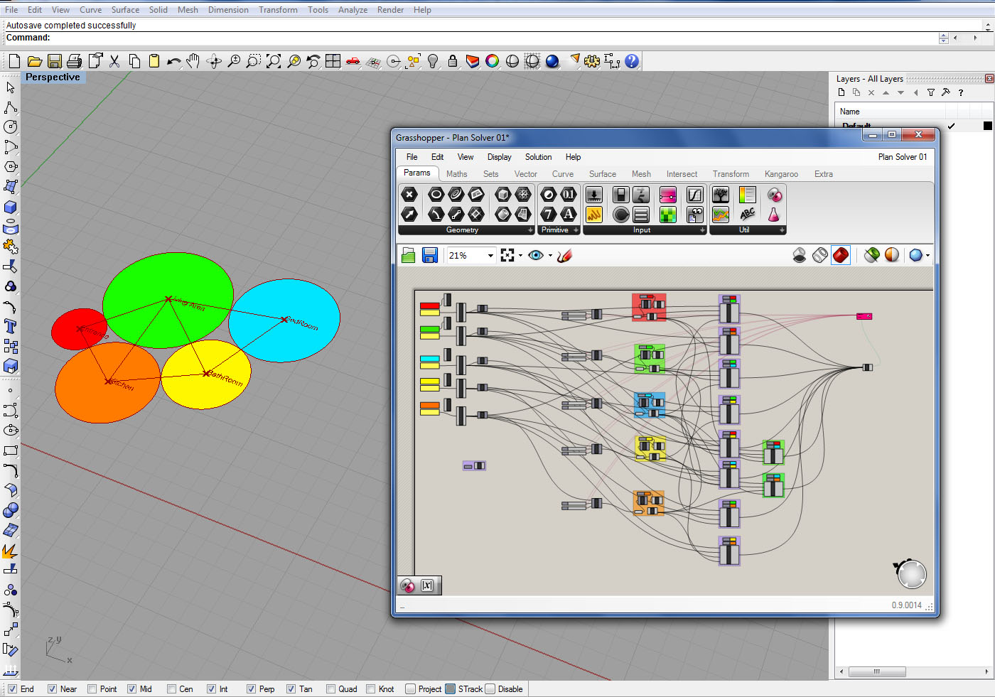 Free Experiments In Space Planning Using Solvers Omar With Space Planning Software
