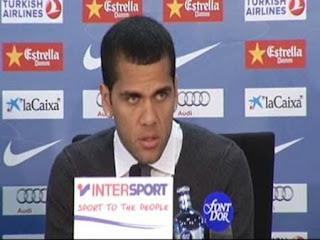 Pepe y Alves hablan del clásico de la Copa del Rey