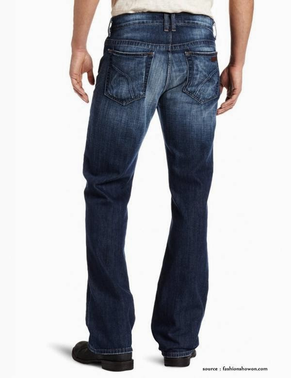 Melihat Karakter Cowok Melalui Celana Jeansnya
