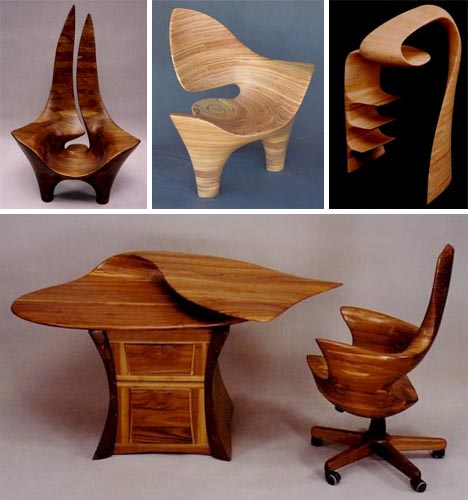 Wood And Metal Furniture Designs : Wood and steel in interior design , Home Interior Design Ideas , http ...