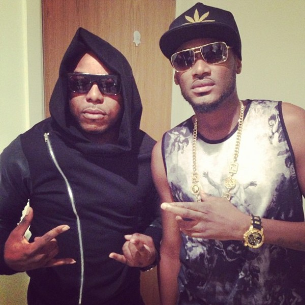 2face And D'banj Collaboration