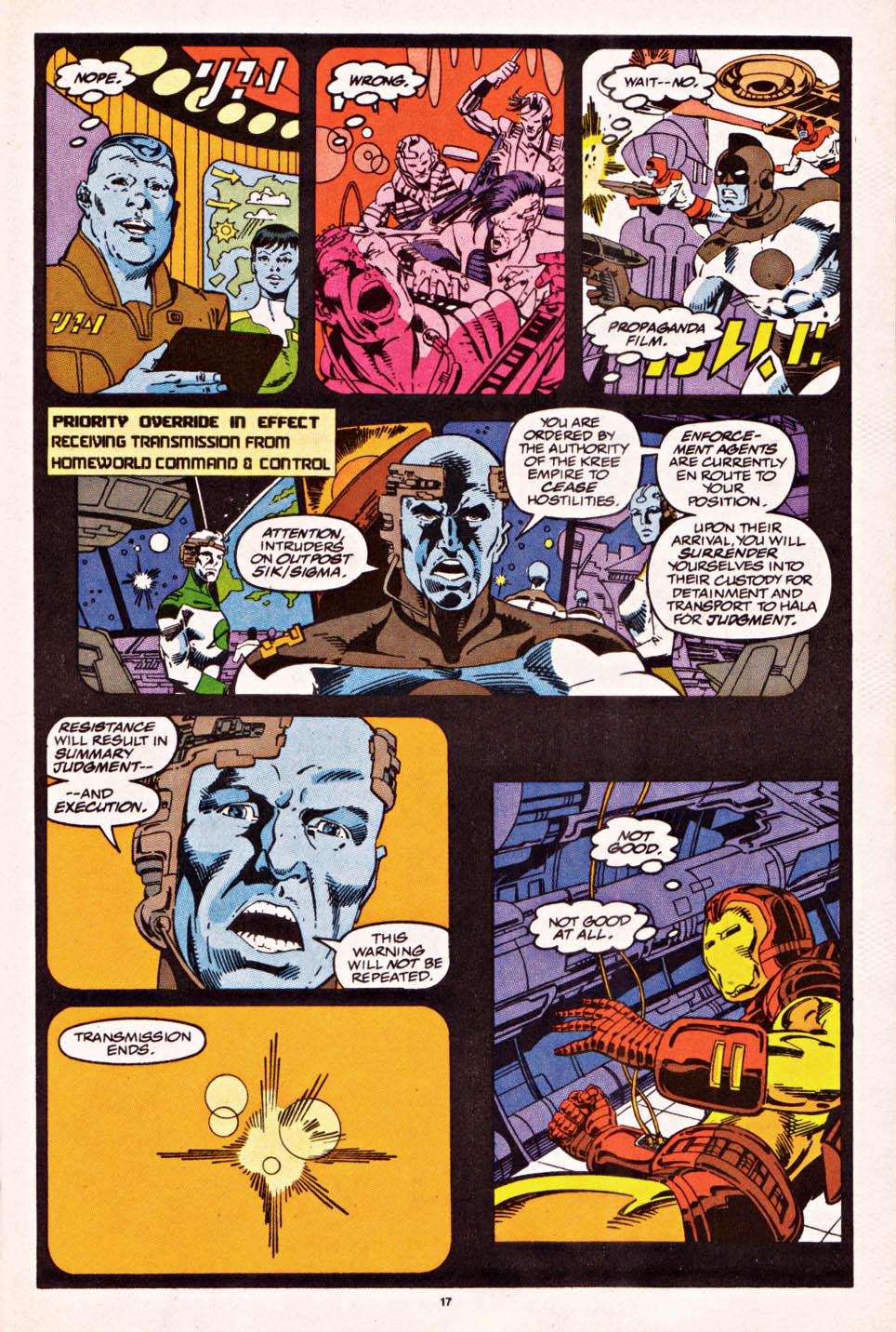 Captain America (1968) Issue #398f #336 - English 14