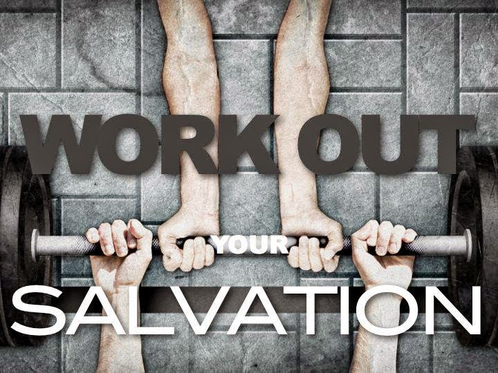 Workout your salvation for in him we live and move and have our work out your salvation thecheapjerseys Image collections