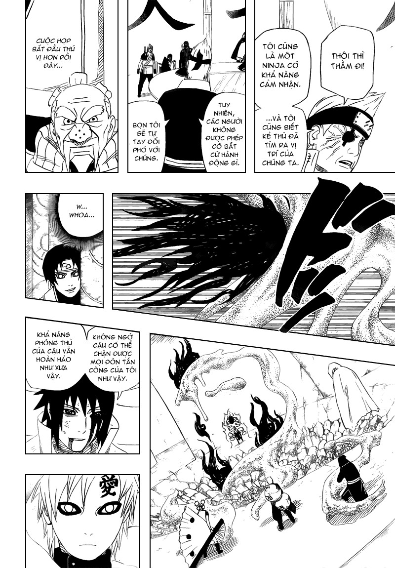 Naruto chap 464 Trang 12 - Mangak.info