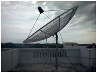 Cara merubah Antena parabola untuk Akses Internet