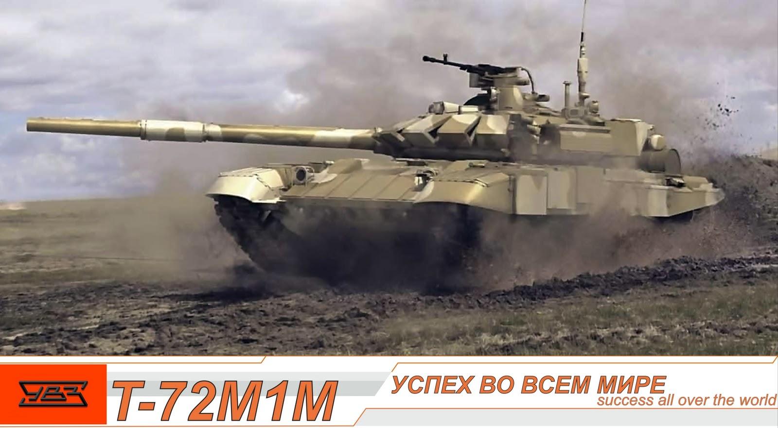 Chars T-72B/BK MArocains // Moroccan Army T-72B/BK Tanks - Page 2 T-72M1M_+plakat1ok