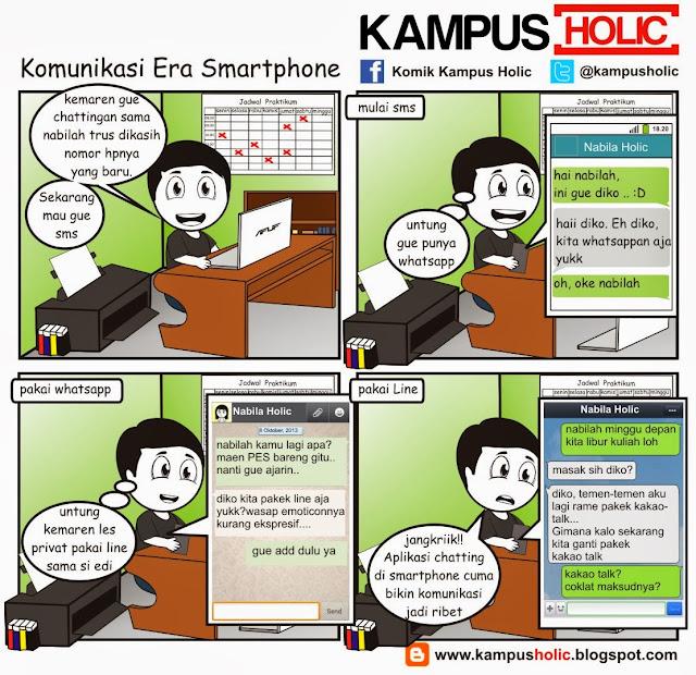 #291 Komunikasi Era Smartphone