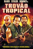 Filme Trovão Tropical Dublado AVI DVDRip