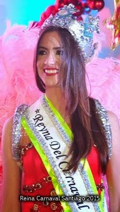 Reina Carnaval Santiago 2015