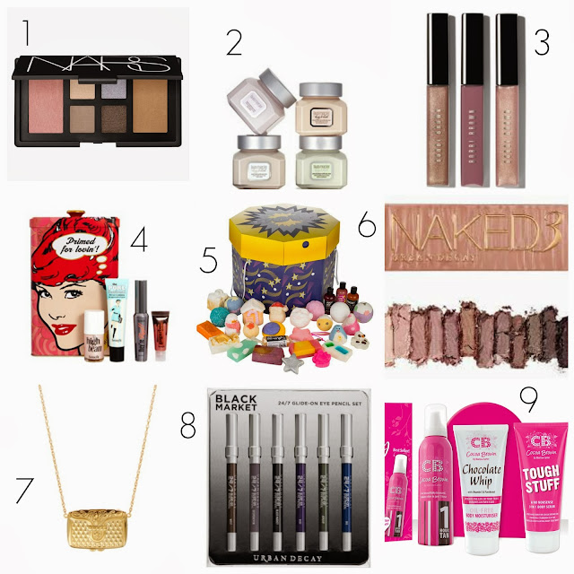 Christmas Beauty Guide