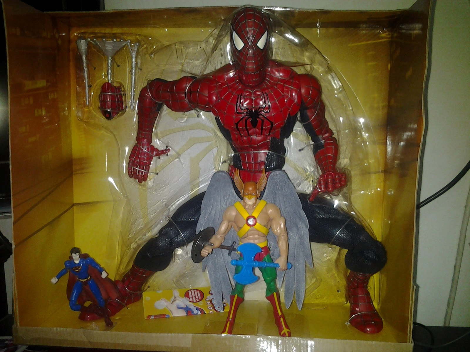 18 Inch Spider Man 2 Toy : House of toy porn inch spiderman preview