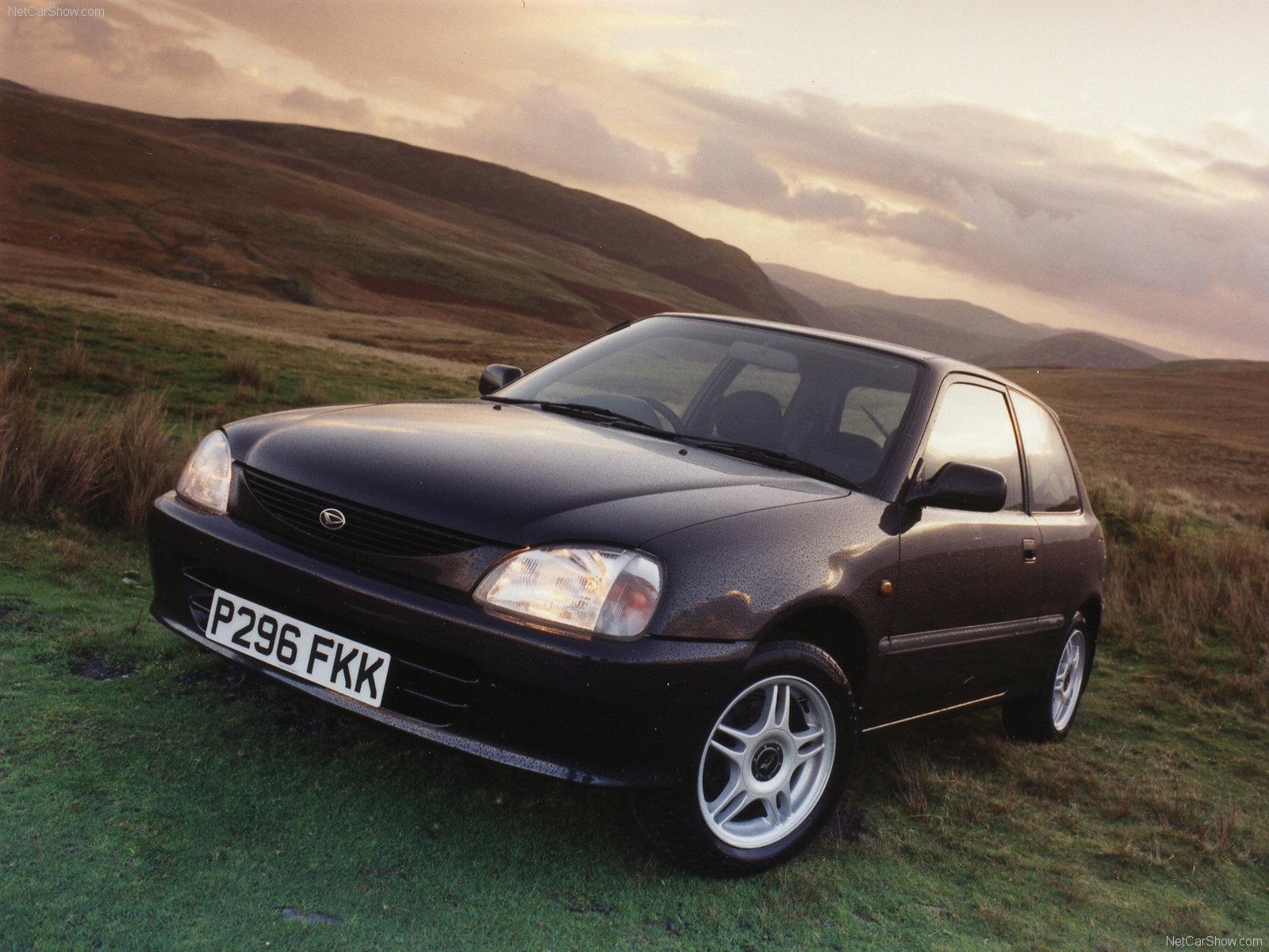 Hình ảnh xe ô tô Daihatsu Charade 1996 & nội ngoại thất