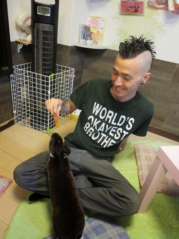 Rabbit Cafe Tokyo