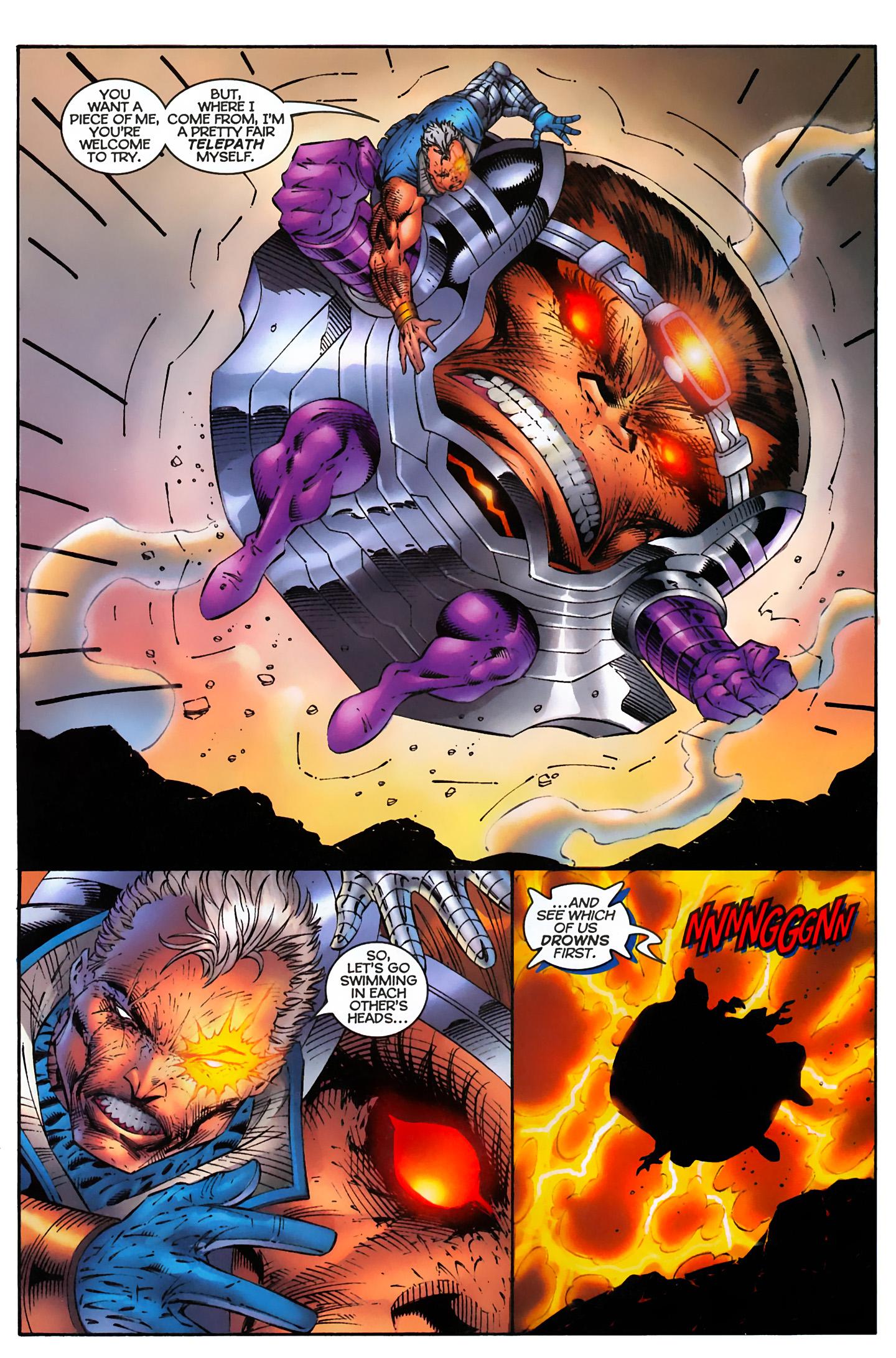 Captain America (1996) Issue #6 #6 - English 9