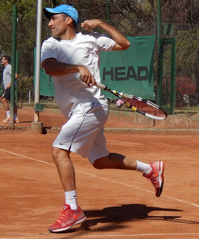 ITF SENIORS G2 COPA OMAR PABST - GARGIULO EN LA FINAL