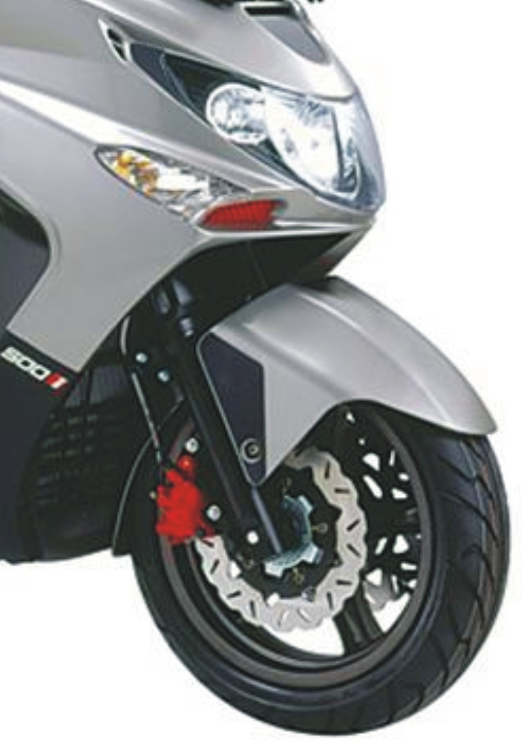 2012 Kymco Xciting 500ri Abs Specifications And Pictures
