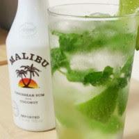 Cocktail Mojito Malibu