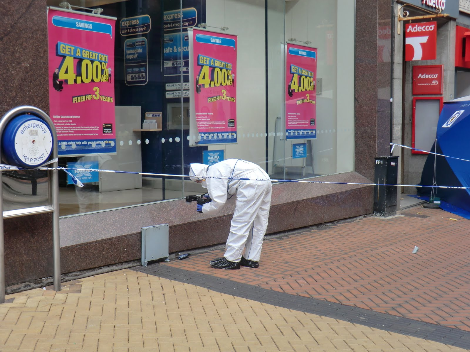 Image: Birmingham Riots 2011
