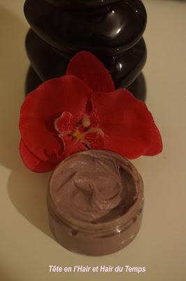 Crème capillaire homemade